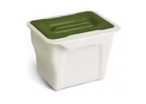 Kanta MINI 557 5 l belo - zelena