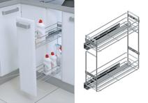 Žičani element za deterdžent  911429 150 x 450 x 495 mm levi za K - 200