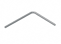 Cev za žičane elemente - prava - Ø 16 x 1200 mm