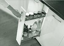Ugradni držači za flaše